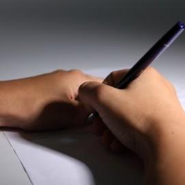 Impugnatura della penna e postura del bambino