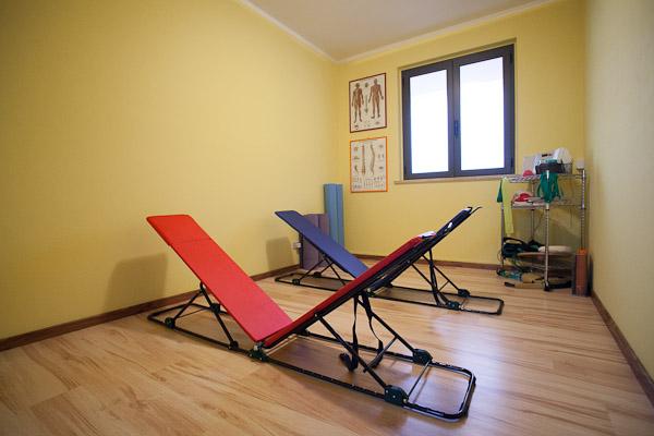 Area riabilitazione posturale